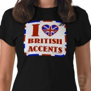 английский акцент