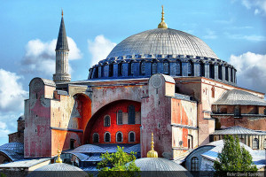 Храм Софии в Турции