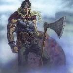лангобард-воин