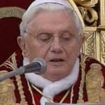 папа римский Бенедикт об открытии академии латинского языка