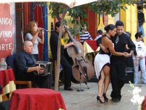 Буэнос-Айрес, танго