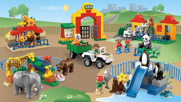 Английский для детей: в зоопарке
